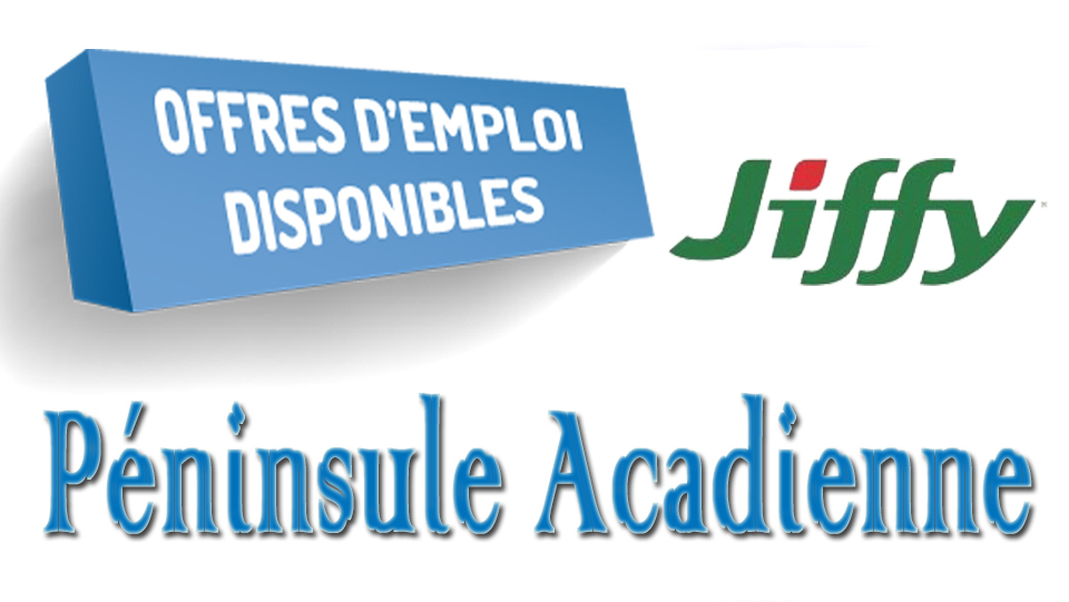 Emploi Péninsule Acadienne : Jiffy Products (N.B.) Pokemouche